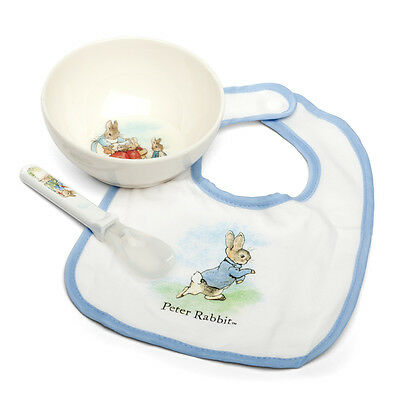 NEW Peter Rabbit First Feeding Set