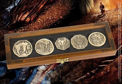 The Hobbit: The Desolation of Smaug - Dwarven Treasure Coins from Noble