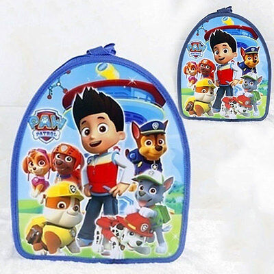 New Paw Patrol Bag Library School Backpack Schoolbag for Kids Children Gift