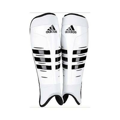 Adidas Hockey Shin Pads ( Black/ White )
