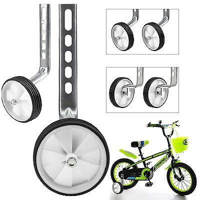Child Kid Bicycle Bike Cycle Universal Children Training Wheels Stabilisers Boys