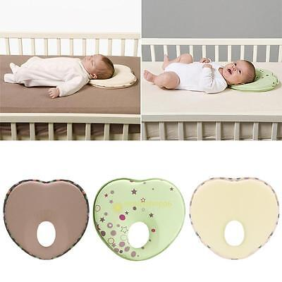 Baby Head Cosy Pillow Infant Sleep Shape Toddler Positioner Anti Roll Cushion