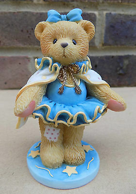 ENESCO Cherished Teddies Figurine - Claudia 103721 You take center ring with me