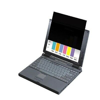 3M Black Privacy Filter for Laptops 14.1in Standard 4:3 PF14.1