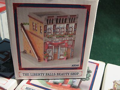 Liberty Falls Collection Liberty Falls Beauty Shop AH265