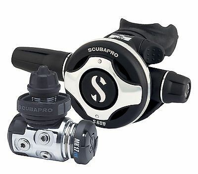 Scubapro MK17 EVO / S600 with Octopus R 195 incl. free Revision