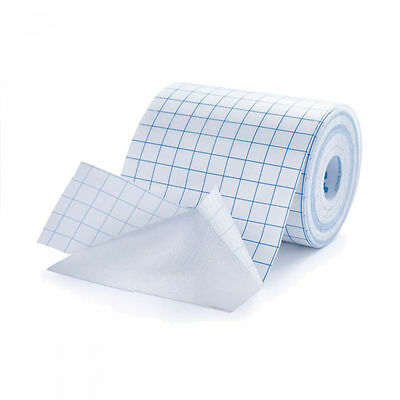 Ultimate Performance White None Woven Fixing Adhesive Dressing Roll 10cm x 10m