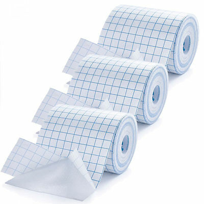Triple Pack UP Non-Woven Medical Adhesive Dressing Retention Tape 10cm x 10m