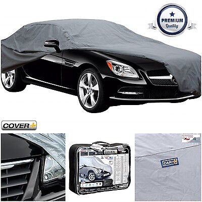 Sumex Cov+ Waterproof & Breathable Outdoor All Year Full Car Cover for Mazda MX5