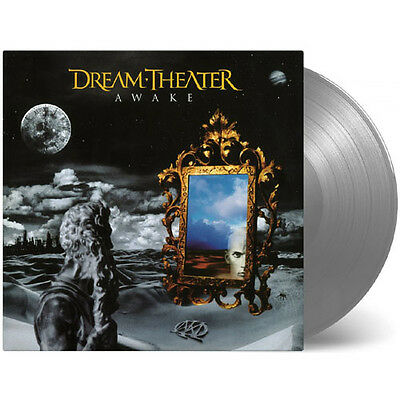 DREAM THEATER Awake 180G SILVER Vinyl 2LP - Limited Edition