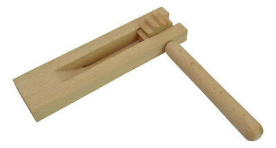 Wooden Ratchet by Bryce