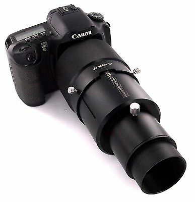 "VariMax (2.0"") Pro-Series DSLR Eyepiece Projection Telescope Camera Adapter BLEM"