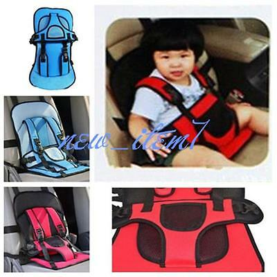 Portable Safety Infant Child Baby Car Seat Seats Toddler Carrier Booster Pad N7