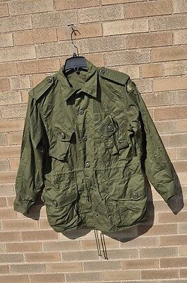 Canadian Forces Lightweight Combat Jacket OD Green Size 7042 NEW