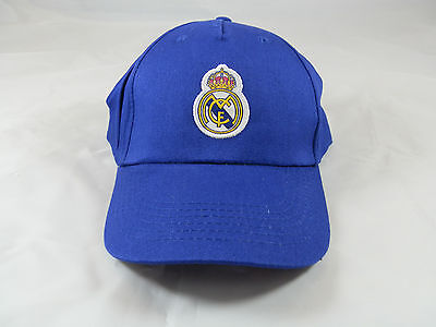 Real Madrid Cap - Child Size - (Official Merchandise)
