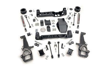 "Dodge Ram 1500 4"" Suspension Lift Kit 2012-2016 4wd"