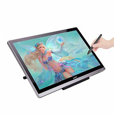 """Huion GT220 21.5""""HD Display Graphic Monitor 3D Tooling For Photoshop+Digital Pen"""