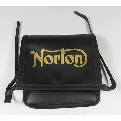 Norton Tool Bag With Logo Synthetic Leather Finish