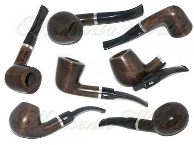 NEW Wooden Tobacco Smoking Pipe for choice , Beech wood, With Cooler filter,