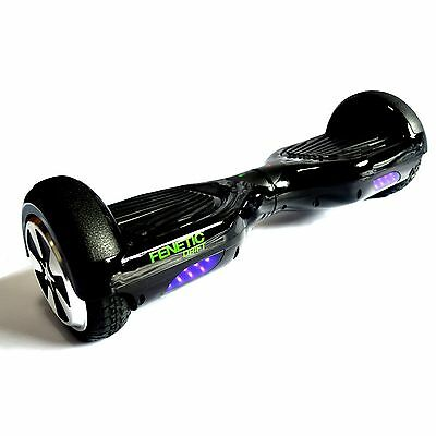 Fenetic Drift Electric dual wheel self balancing scooter balance e-hover board