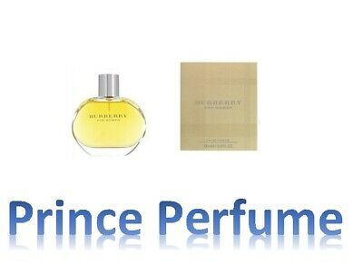 BURBERRY WOMAN EDP NATURAL SPRAY VAPO - 100 ml
