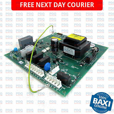 Genuine Baxi System 35/60 & 60/100 Pcb 5112380 - Brand New Free Next Day Courier