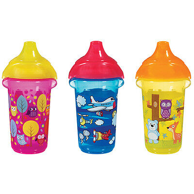 Munchkin Click Lock Sippy Cup -Available In 3 Different Designs