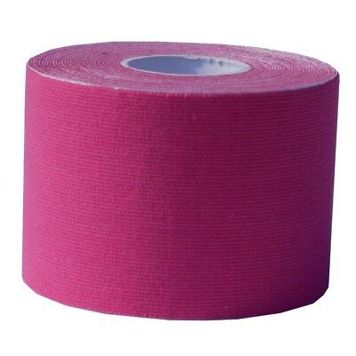 15 Rollen Kinesiologisches Tape - 5 cm x 5 m - pink - Reha - Sport - Physio