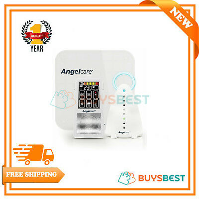 Angelcare AC701 Touch Screen Movement & Sound Baby Monitor Sensor Pad - WHD