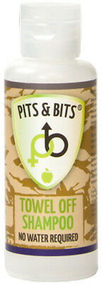 Pits & Bits Waterless Shampoo Towel Off 65Ml