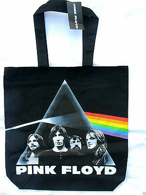Pink Floyd Memorabilia Tote Zipped Bag  Officially  Licensed Merchandise
