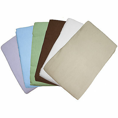 Massage Fitted Flannel Sheets 50pk