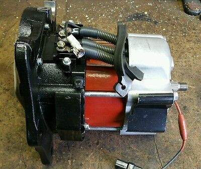 14120-10920-71 Toyota Forklift Electric A/C Left Hand Drive Motor