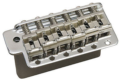 Gotoh GE-101TSC Electric Guitar Tremolo Chrome - Steel Block