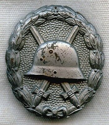 WWI German Wound Badge in Silver