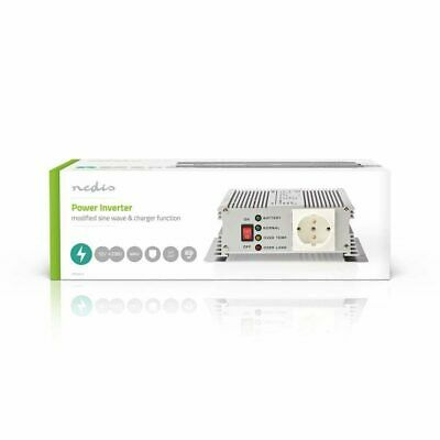 Power Inverter Onda Sinusoidale Modificata 12 VDC - AC 230 V 600 W F