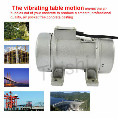 Concrete Vibrator For Concrete Vibrating Table-Concrete Vibrator Motor 220V/110V