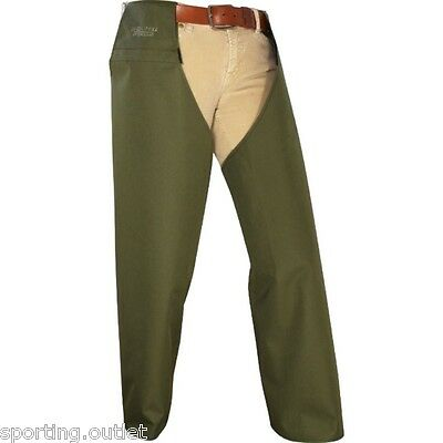 Jack Pyke Lightweight Leggings Olive Green JLLW Waterproof Over Trousers Chaps