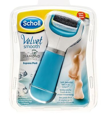 Scholl Velvet Smooth Express Pedi - FREE Fast Shipping + Tracking Number