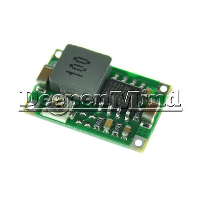 Mini 3A DC-DC Buck Converter Adjustable Step Down Power Supply replace LM2596s