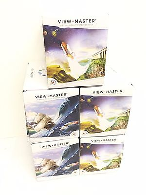 6x ViewMaster View-Master Virtual Reality Glasses Goggles Bundle of 6 Products