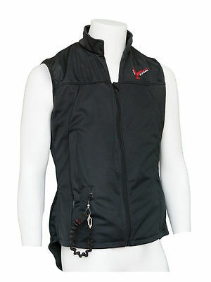 "NWT Point Two Air Jacket Soft Shell Lightweight Equestrian Vest Airbag Size ""L"""