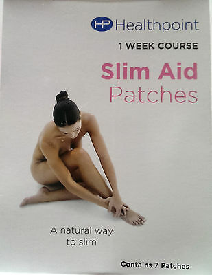 Slim Aid Patches 1 Week Course