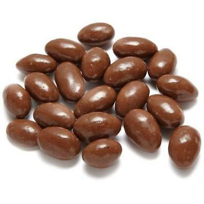 Milk Chocolate Almonds Grn Swt 10 LB