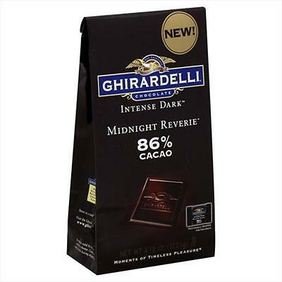 Choc Bag Intns Drk Mdnght 4.12 OZ -Pack Of 8