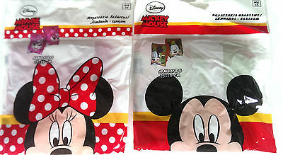 Mickey and Minnie Mouse Childrens Inflatable Swimming Arm Bands Age 3 - 6 years
