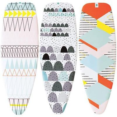 Brabantia Size D 135x45cm Cotton + 2mm Foam Layer Ironing Board Cover