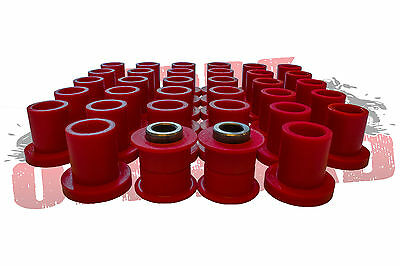"2015  Polaris Rzr 900 50 55 & 60"" Polyurethane Suspension Bushing Kit"