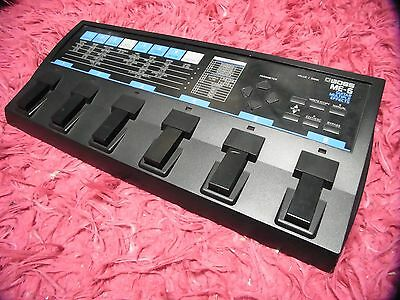 Used BOSS ME-6 Guitar Multiple Effects Pedal