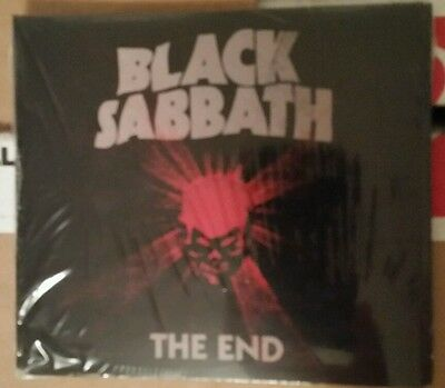 Black Sabbath The End. Rare And Only Available On Their Tour